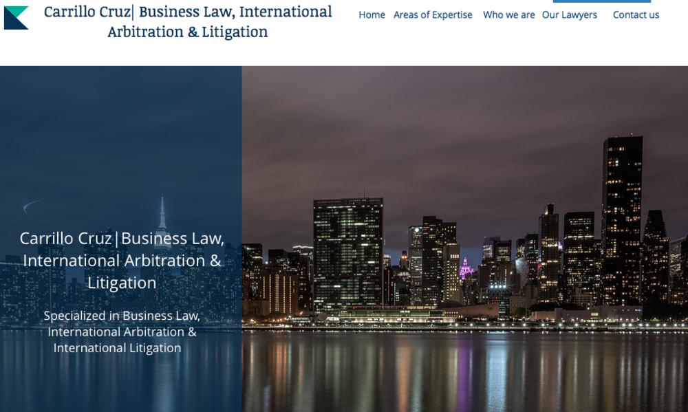 Carrillo Cruz Business Law.