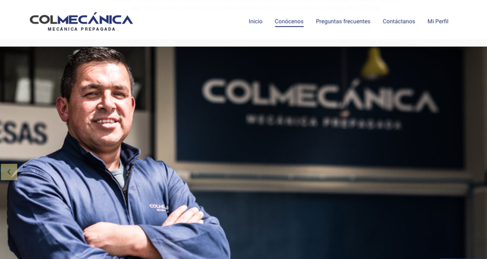 Colmecánica, Bogotá.