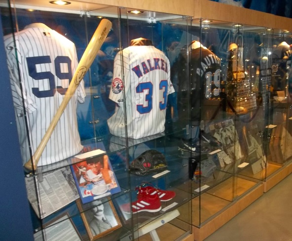 Scott tours you through the Canadian Baseball Hall of Fame in St Marys.