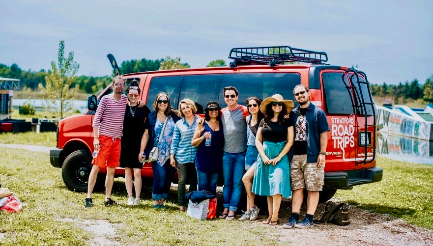 Stratford Road Trips guides groups of fun loving tourists and adventurous locals into the gorgeous outdoors surrounding Stratford.