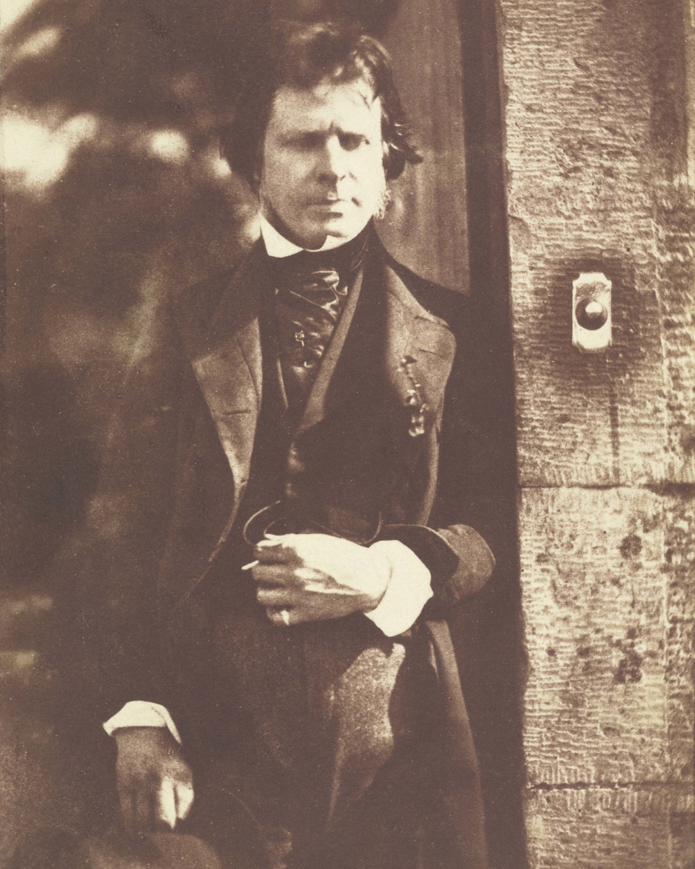 David Octavius Hill  courtesy of Scottish National Portrait Gallery