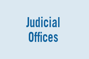 Local, Regional & state judicial CANDIDATES