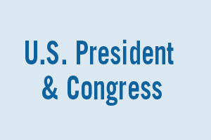 CANDIDATES FOR U.S. President & Congress