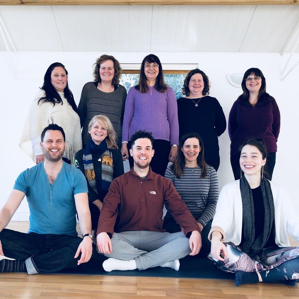 Mindfulness & Compassion Retreat, February 2018
