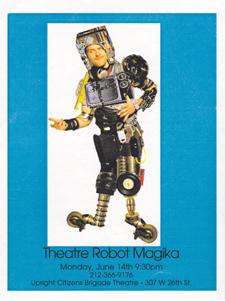 Theatre Robot Magika