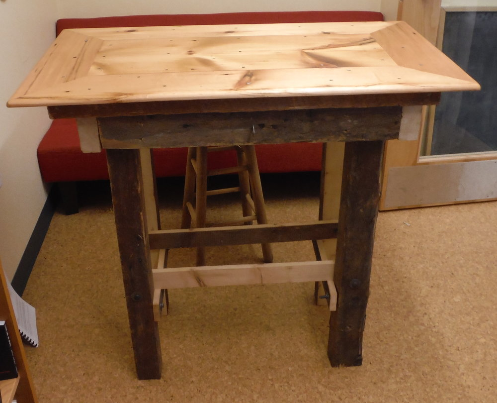 Tables THE UNSQUARE CRAFTER LLC - Desk with meeting table