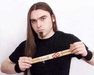 John Watt  Fjords / Session Drummer Shaw 5B