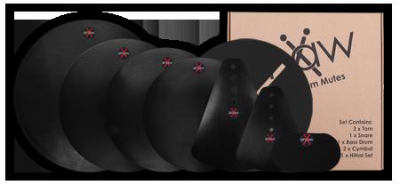 Volume Control Discs
