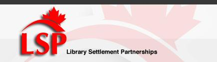 We provide settlement services at six library branches in Kitchener-Waterloo.