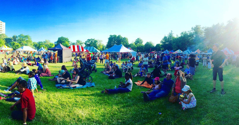Festival Volunteer Application — Kitchener-Waterloo Multicultural Centre