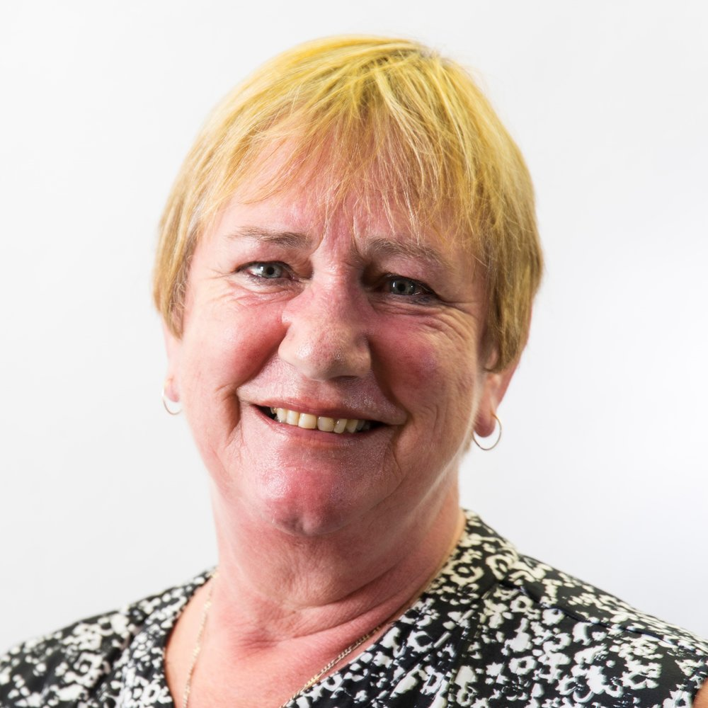 Lucia Harrison, CEO