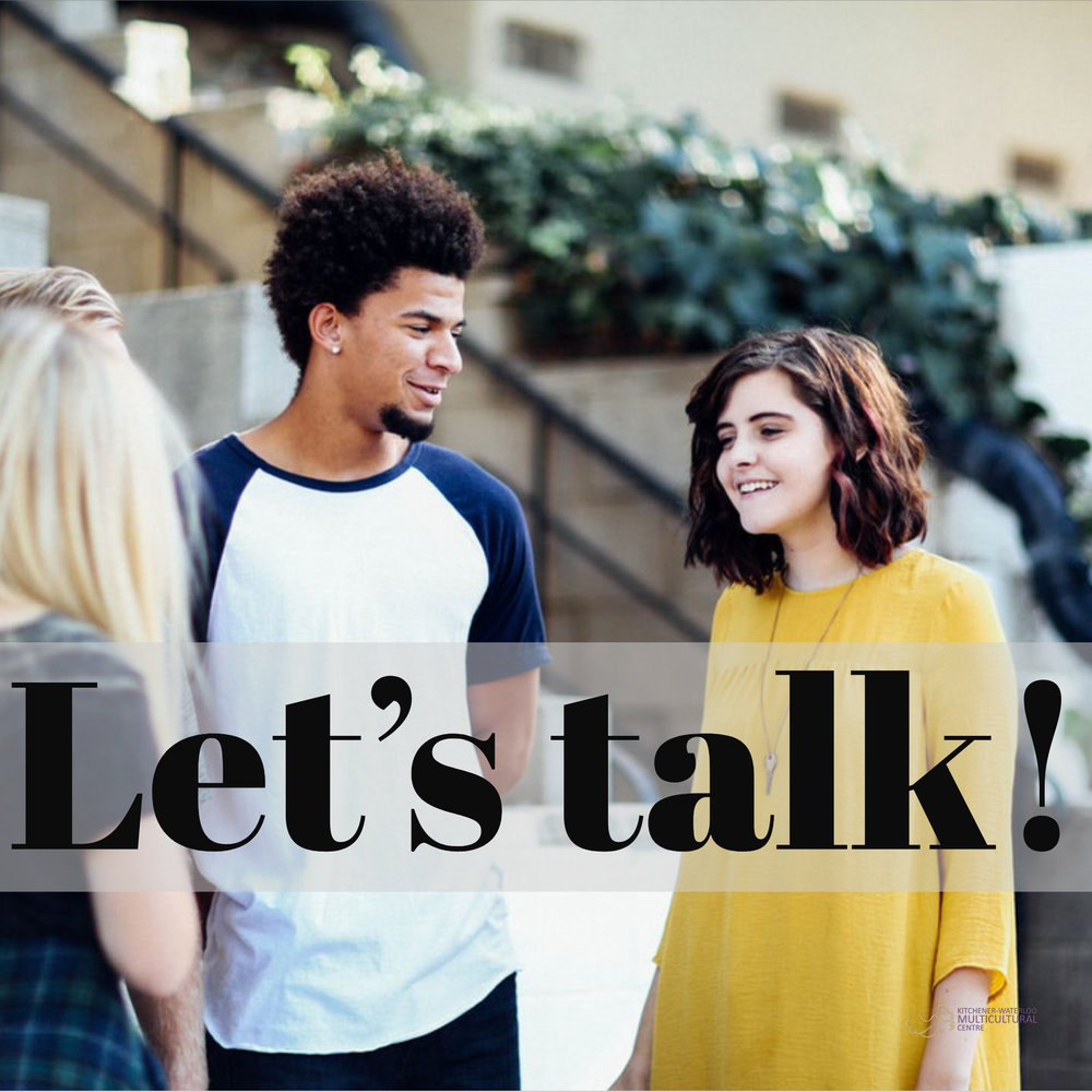 "Let's Talk! - ""Let's Talk"