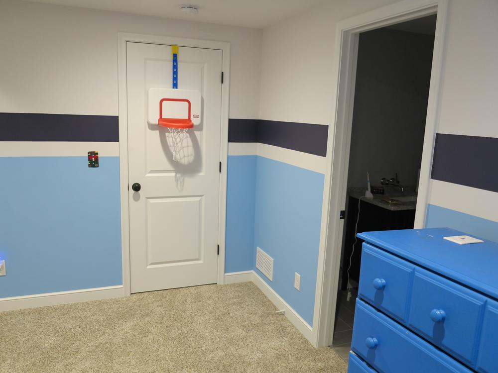 Child's bedroom. Image by Trey Fortner