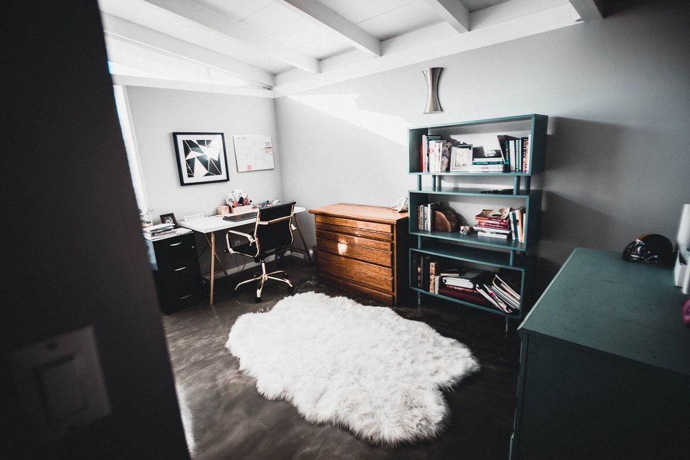 Painting Your Home Office for Purpose