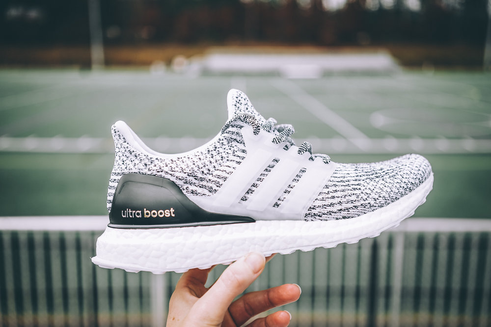 Adidas Ultra Boost 3.0 'Oreo' black / white