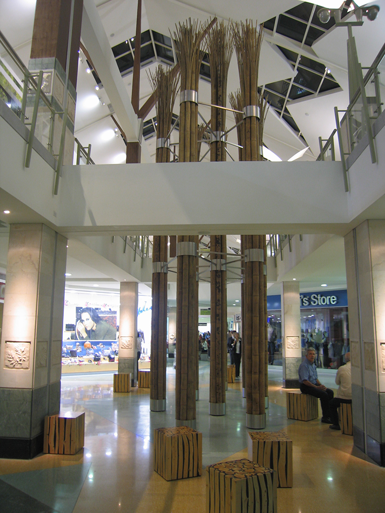BAMBOO FOREST, Los Molinos Mall, Medellin, Colombia