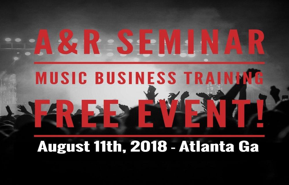 Matthew Rix Atlanta Event