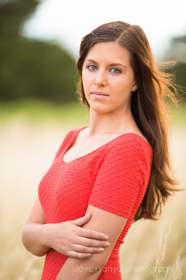 Sarah, senior photography in Colorado Springs by dave + sonya photography
