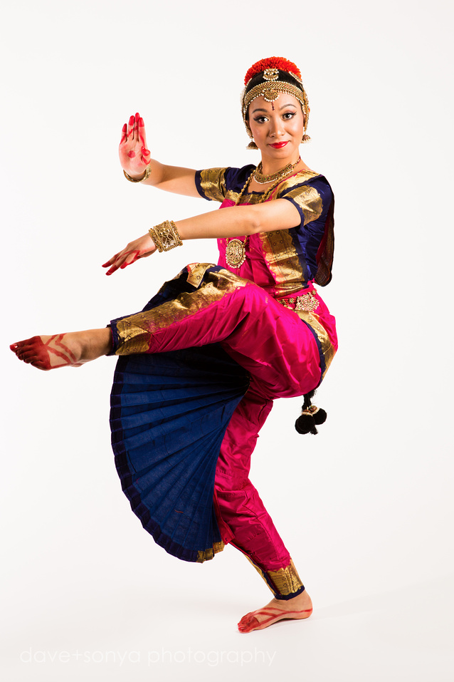 divyanka, Indian Classical Dancer, by dave + sonya photography