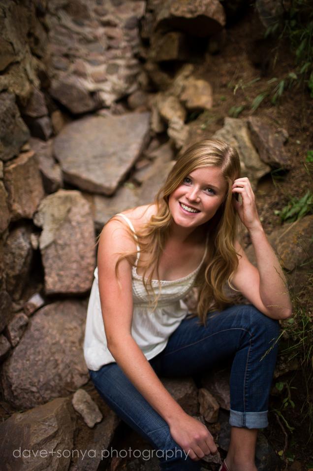 Megan, senior photography by dave + sonya photography