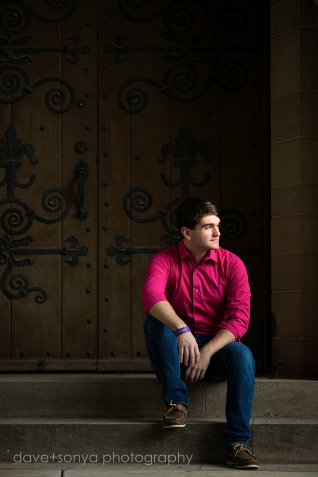 Nathan, Colorado Springs high school senior photography by dave + sonya photographer