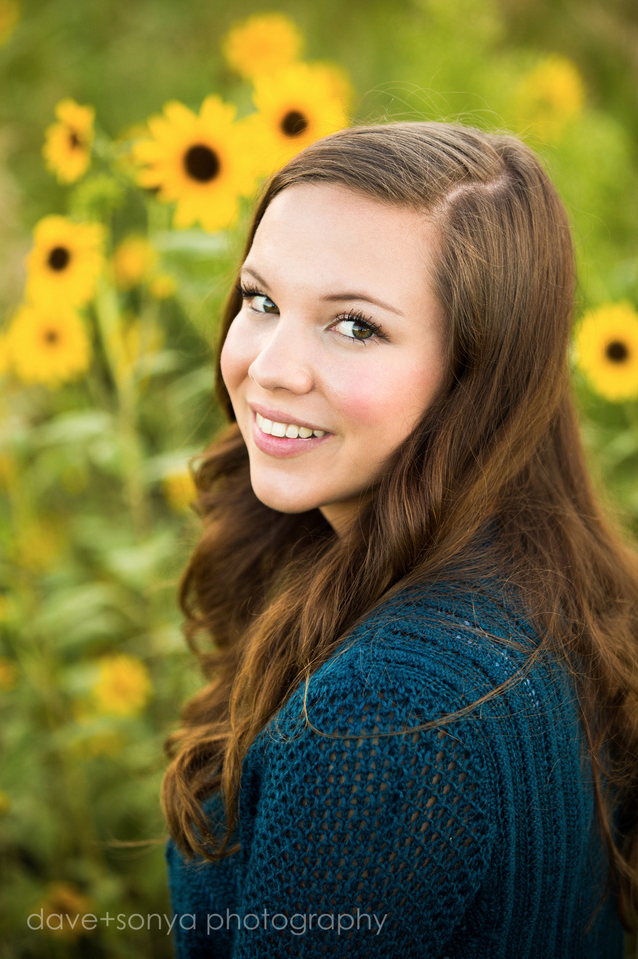 Gracie, senior photography in colorado springs by dave + sonya photography
