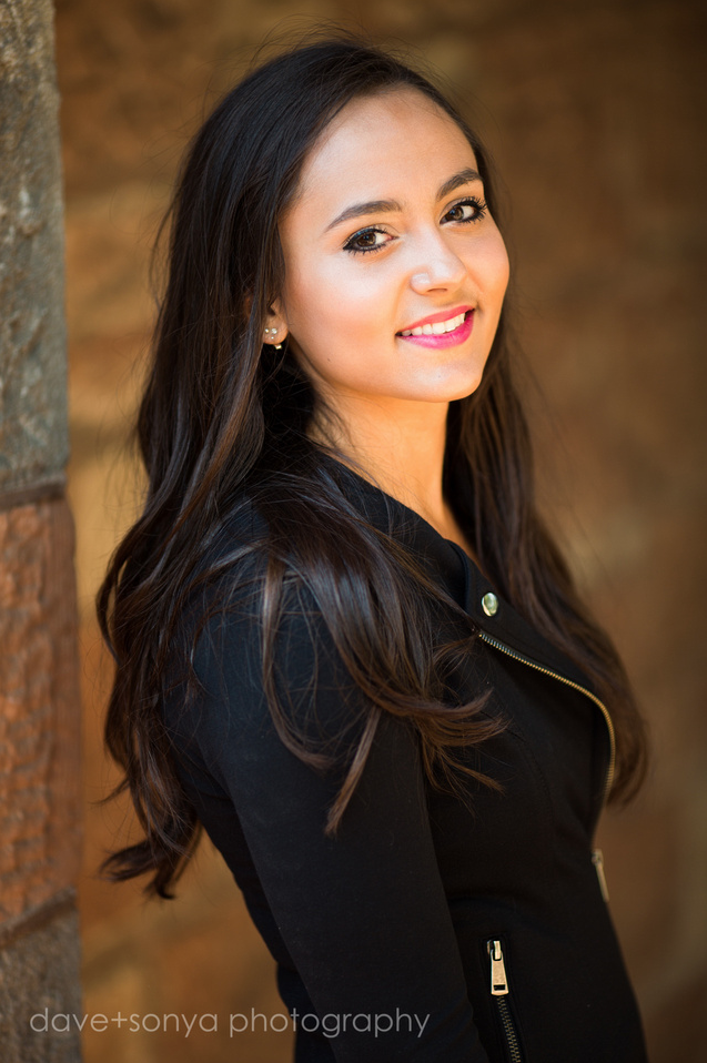 Stephanie, senior photography in Colorado Springs by dave + sonya photography