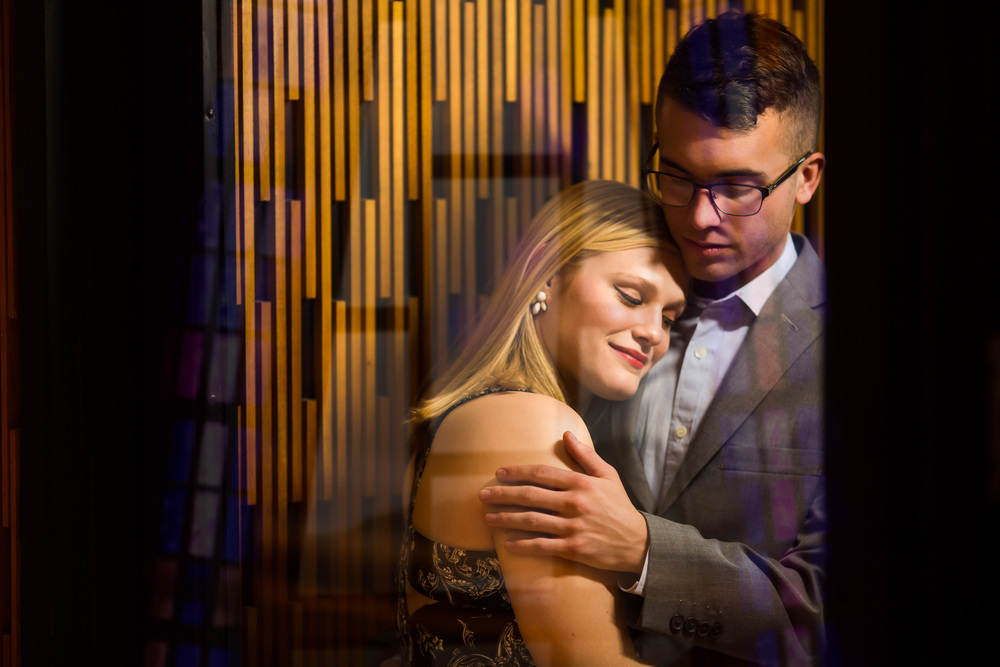 Aisley and Dakota, couples photography in Colorado Springs by dave + sonya photography