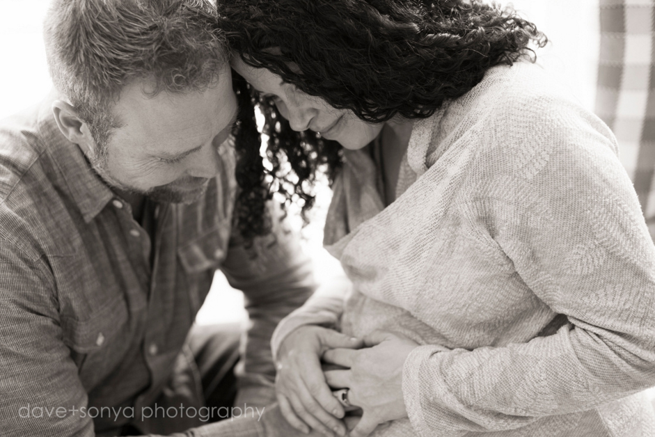 Elizabeth and Nathan, maternity shoot in colorado springs by dave + sonya photography