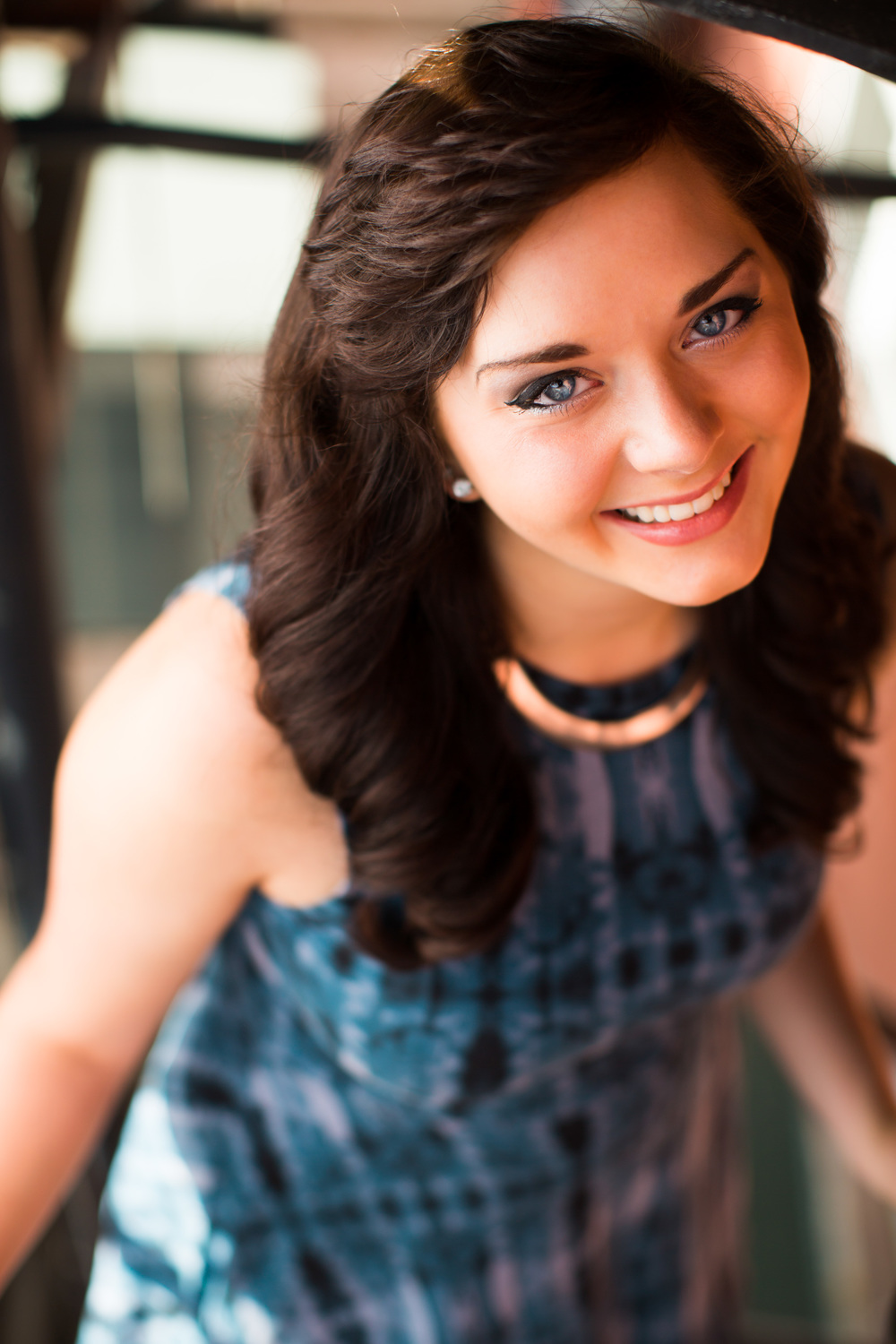 Shayla, senior portrait in Colorado Springs by dave + sonya photography