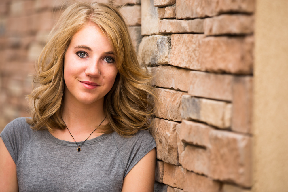 Mackenzie, senior photography in Colorado Springs by dave + sonya photography