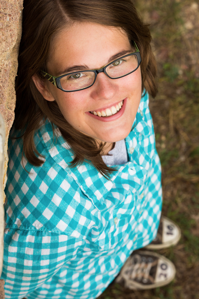 Rosemary, senior in Colorado Springs by dave + sonya photography