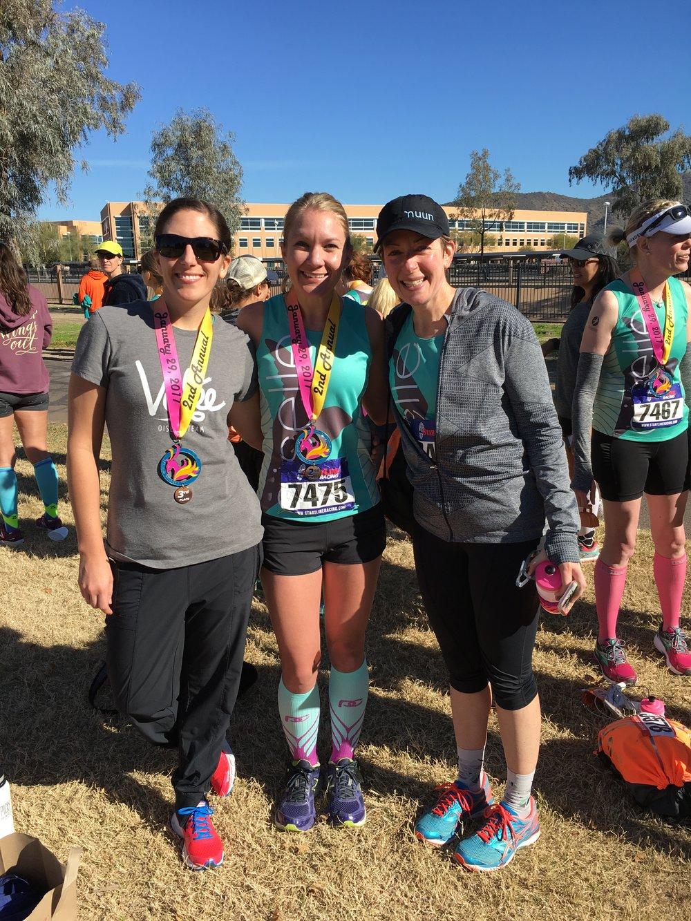 Phoenix Women's Half Marathon Weekend — Running 'n' Reading