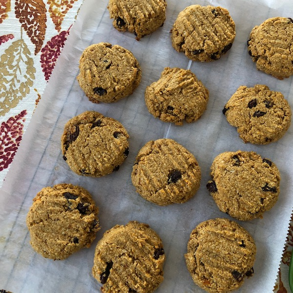 Sweet Potato Breakfast Cookies from   Run Fast Eat Slow  , one of my favorites!