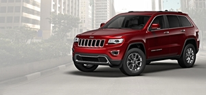 Jeep Grand Cherokee View website