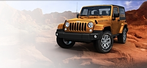 Jeep Wrangler View website