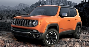 Jeep Renegade View website