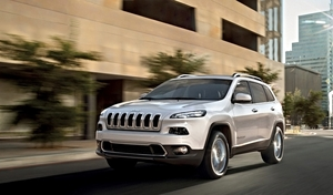 Jeep Cherokee View website