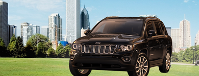Jeep Compass View website