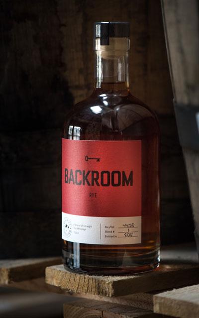 Backroom Rye