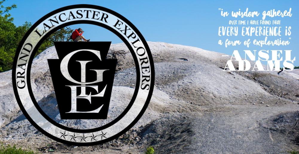 Grand Lancaster Explorers Header