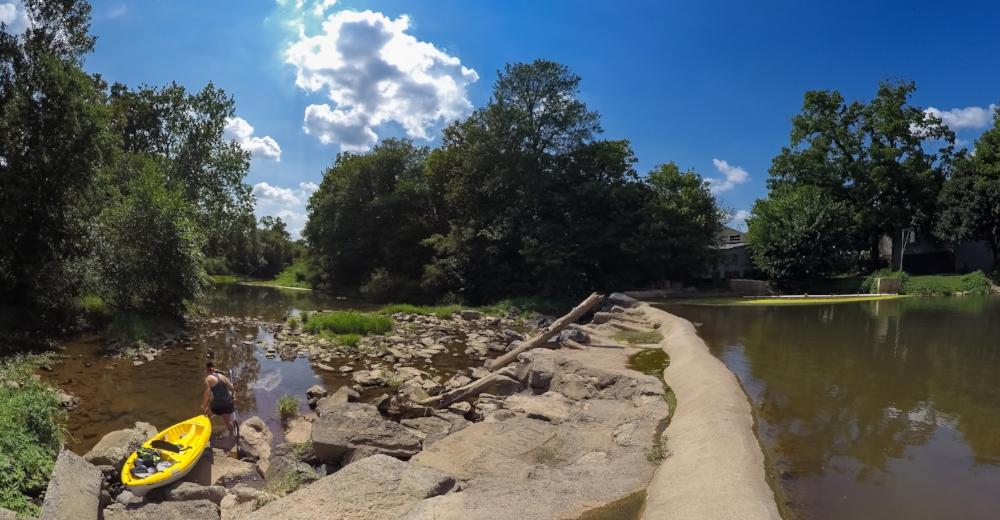 Conestoga River Pano