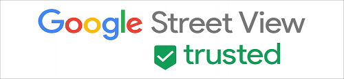 Google Streetview Trusted Badge