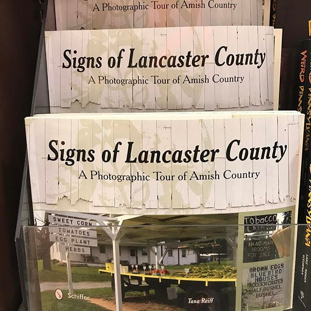 This featured Instagram Artist shares beautiful images with the #grandlancaster tag regularly!! And for that @tana_reiff, I thank you. I just captured this image of her book on the shelves at @barnesandnoble. Well done Tana!! #igers #lancastergram #discoverlancaster #alwayslancaster #pennlive #uncoveringpa #pennsylvania_life #gowildpa #lancastercounty #lanccountymag #pennsylvania #amish #signs #ignation #instagram #featuredartist #book #published #yougogirl 📸😁👍