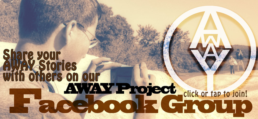 AWAY Project Facebook Group Banner