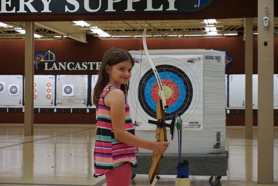 Ready to discover archery for yourself? - Visit Lancaster Archery Academy's website to view their available sessions, pricing, and more...