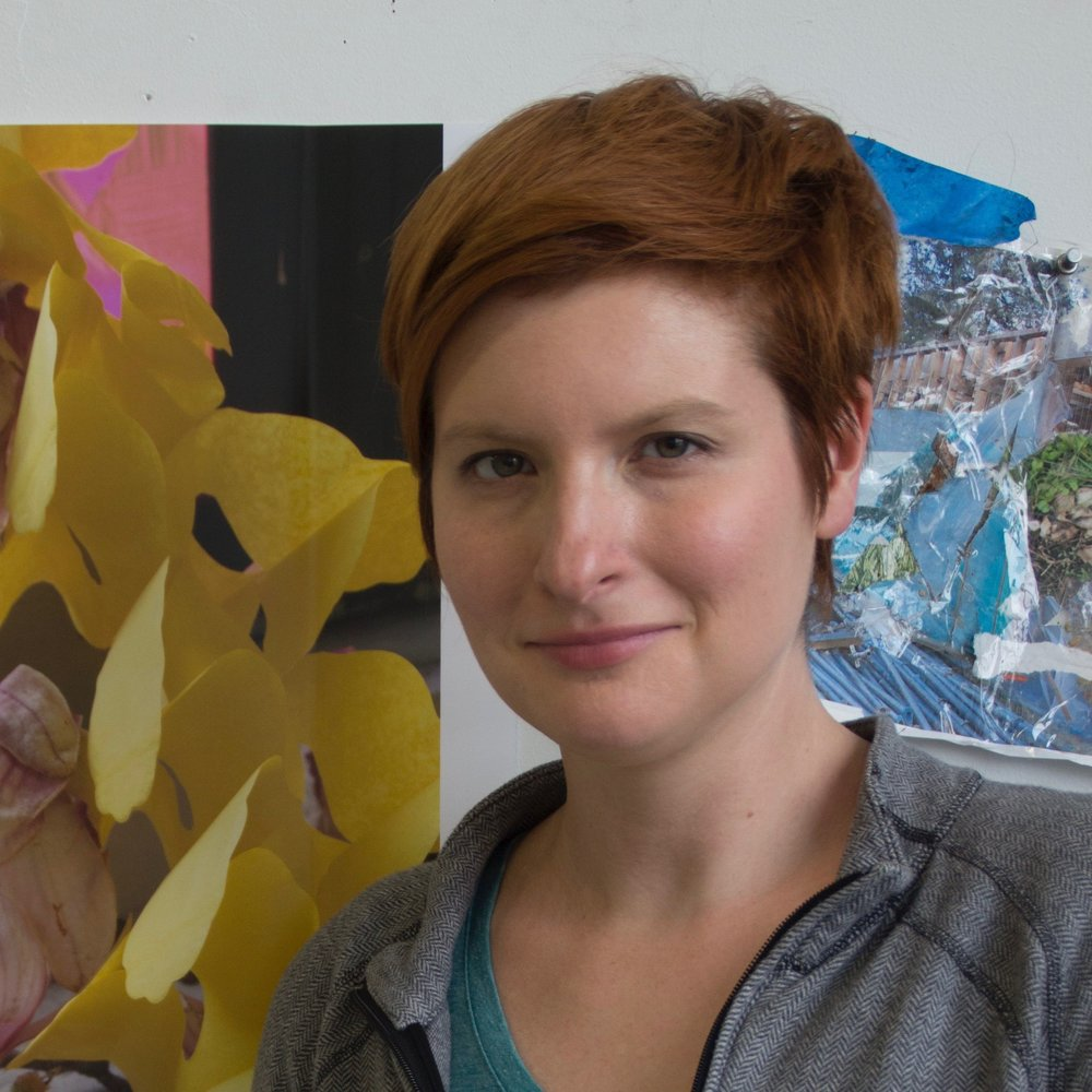 Mara Baker - Mara Baker is a Chicago-based interdisciplinary artist and educator. Combining traditional fiber processes, animation, light and video, Baker's work draws inspiration from the phenomena of optical illusion and the changing of our eyes perception of light, color and space.