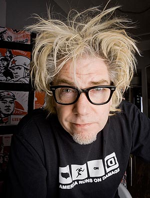 Martin Atkins Above The Noise