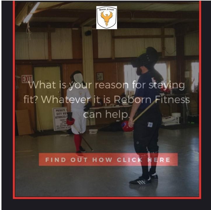Reborn Fitness Motivation