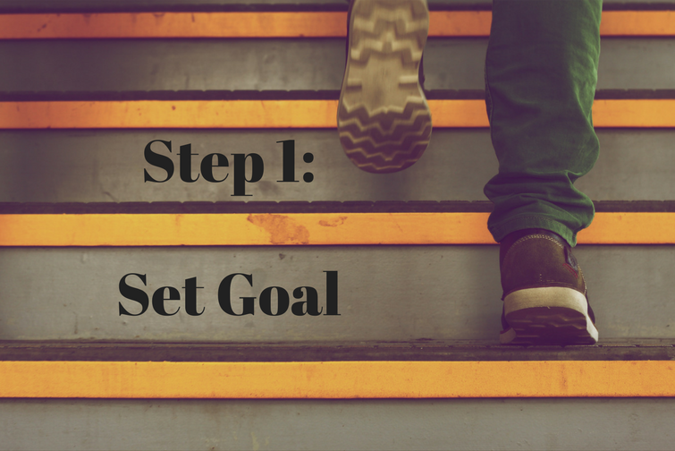 Click here to contact us about helping you set and achieve YOUR goals.